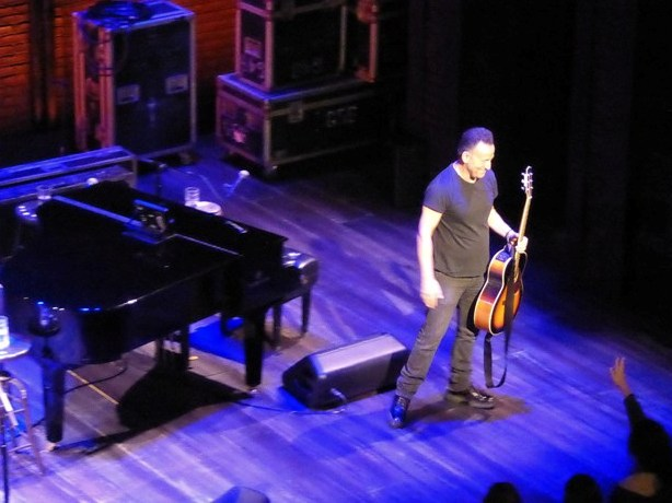 The Boss on Broadway