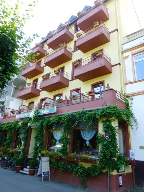 3 Boppard Hotel