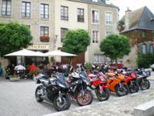 European motorbike holidays