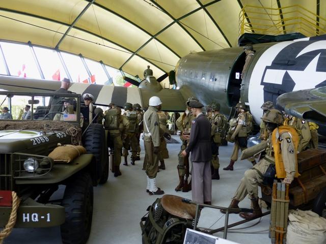 See an original C-47 airplane