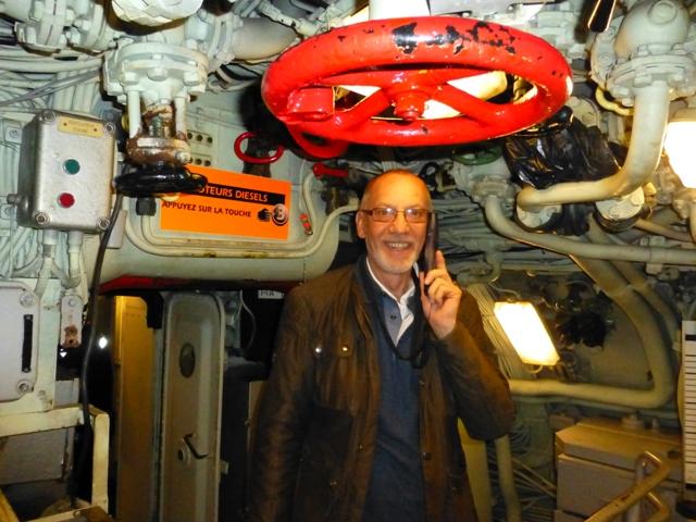 David J on board