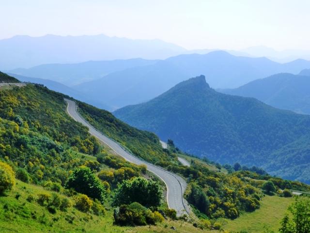 Fantastic roads & scenery