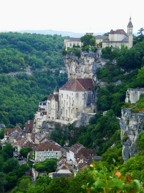 Our next stop is at Rocamadour
