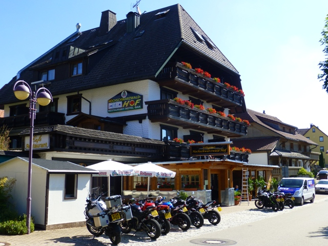 Our hotel in the Southern Black Forest