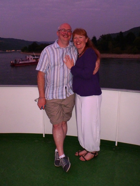 Stuart & Lynne