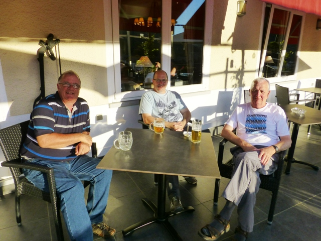 John, Rob & Andy