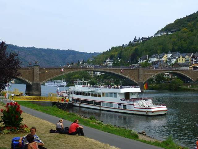 This time on the Mosel