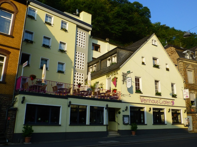 Our hotel in Cochem