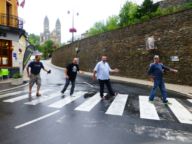 Abbey Road ??