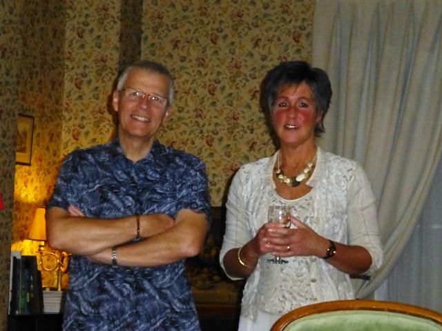 Ken with Jen
