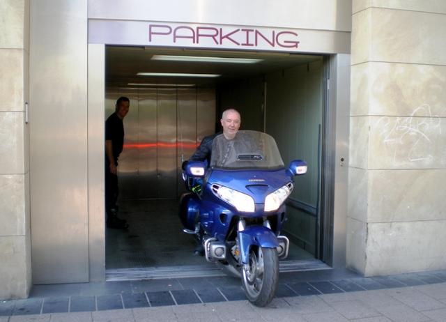Picos, Pyrenees & Volcanoes Tour - Underground Parking