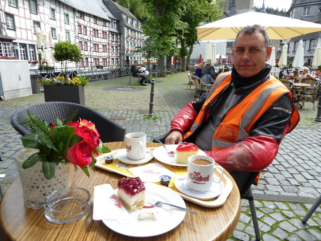 Coffee & Cake in Monschau