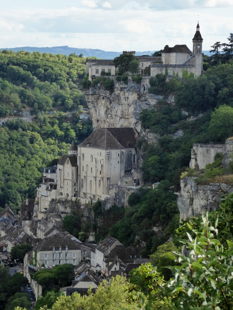 Our next stop is Rocamadour