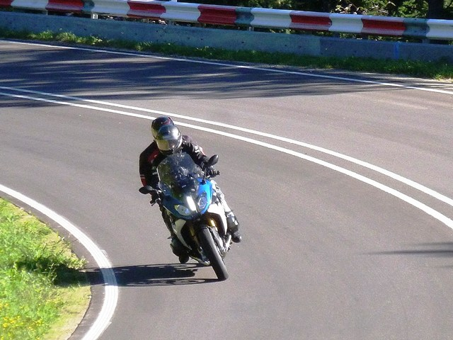 Dave & Traci - BMW R1200RS