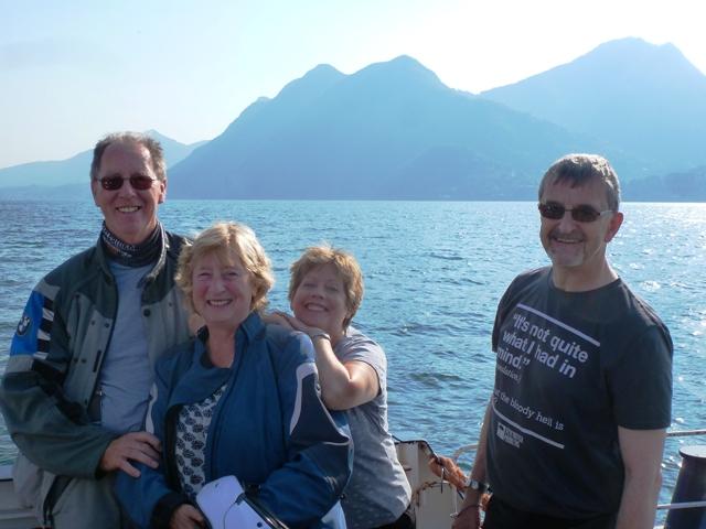 Jim & Dorothy, Wendy & Steve
