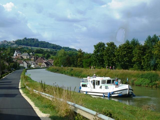 Ride through the Loire
