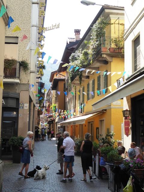 Quaint back-streets