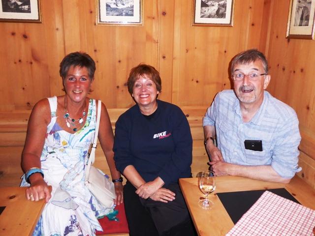 Jen with Wendy & Steve