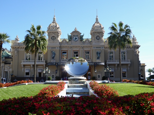 The Casino at Monte Carlo