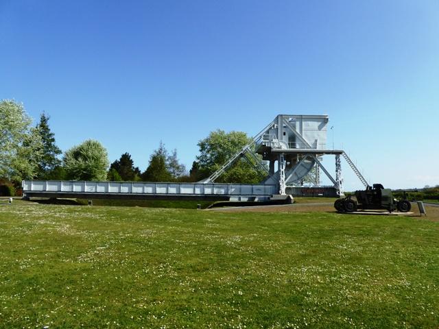 See the original Pegasus Bridge