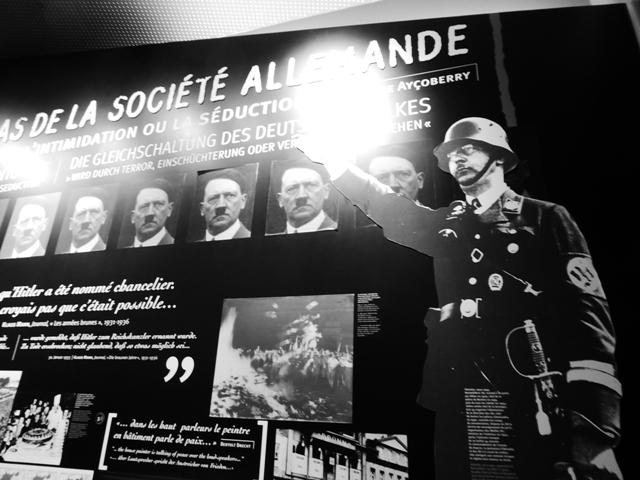 We visit the Museum at Oradour-sur-Glane