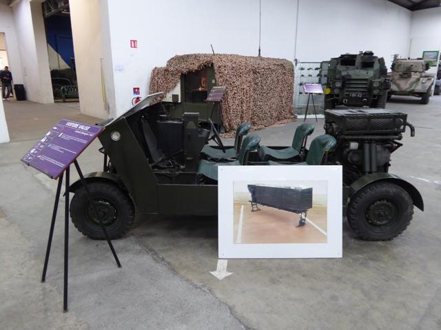 A car in a suitcase !