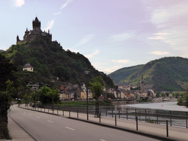 Our next night is in Cochem