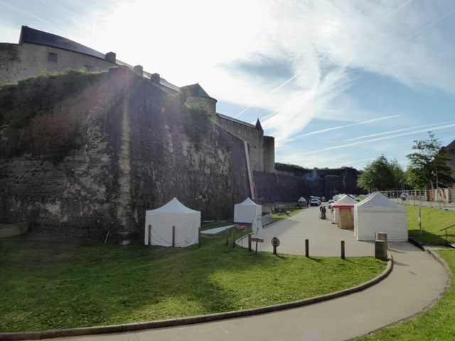 A Medieval Festival at the Fort