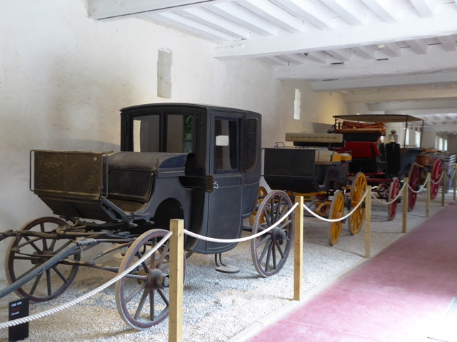 See the old carriages