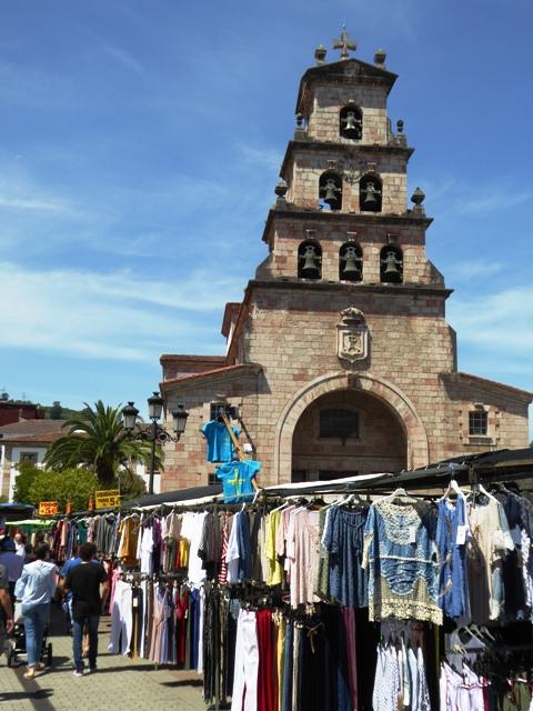 Wander round the market stalls