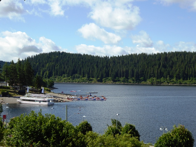 Fab setting on the lake