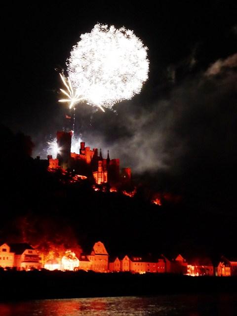 Stunning castles & fireworks