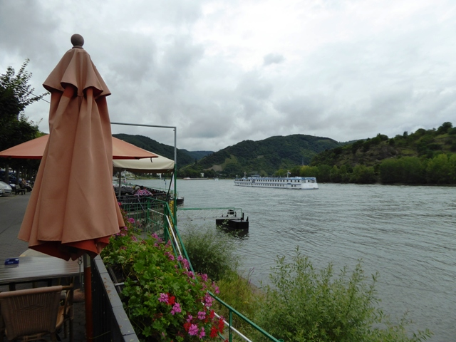 Coffee at Boppard