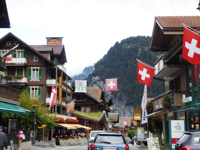Pretty towns