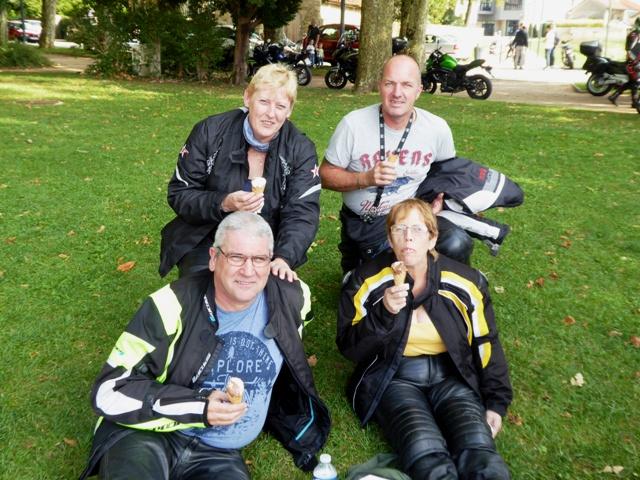Sam & Steve, Gordon & Sue