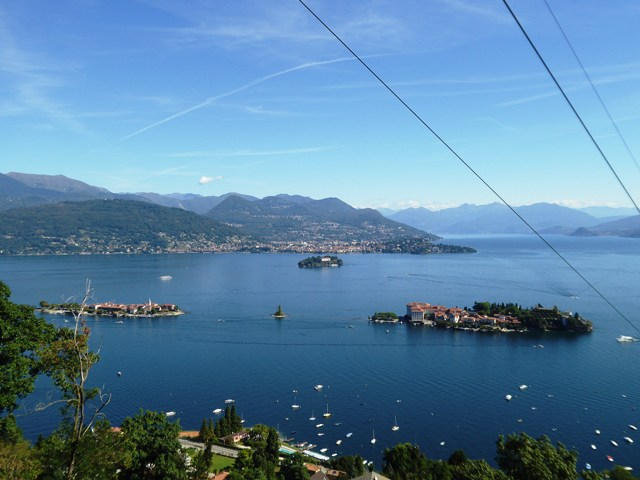 "for fab views of the ""Pearls of Lake Maggiore"""