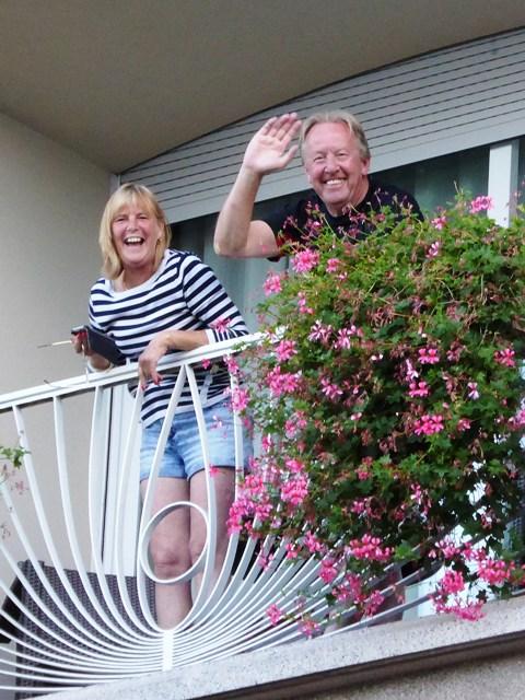 Kirsty & Steve