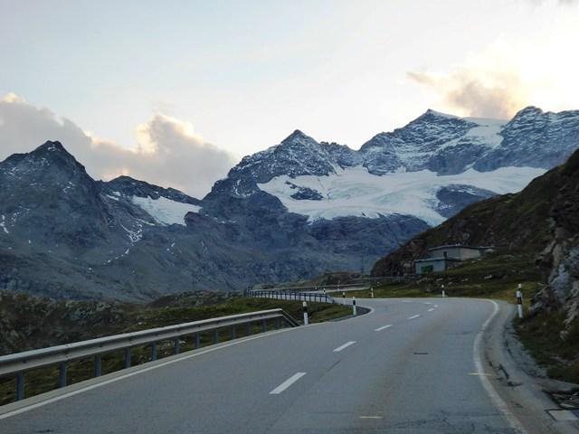 The Bernina Pass