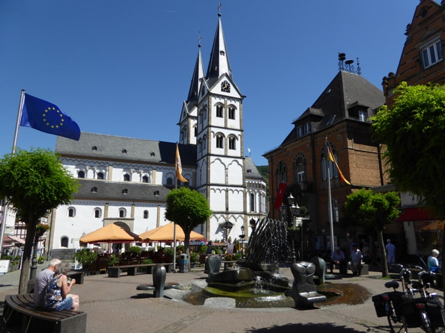 Visit Boppard on the day off
