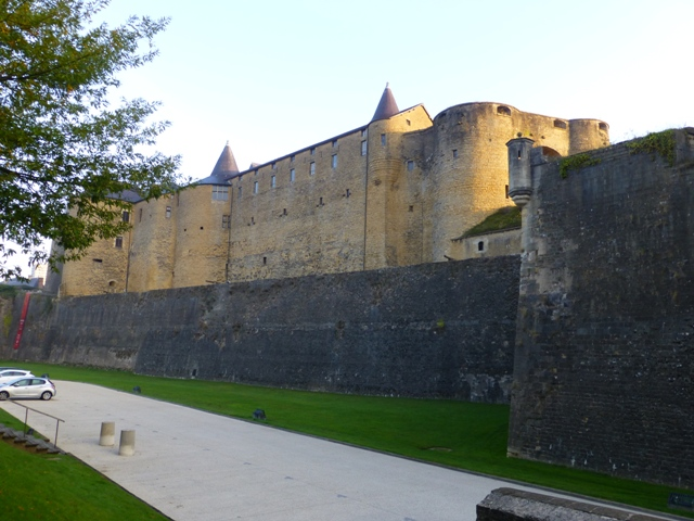 Europe's Largest Fort