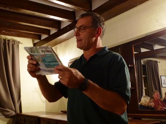 John tells the Pirate news story