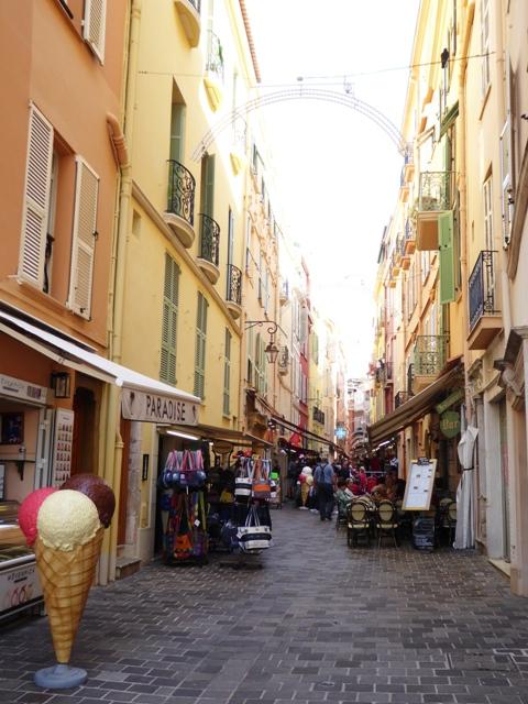 Quaint back streets