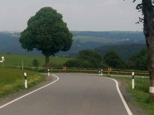 Fab roads in Luxembourg