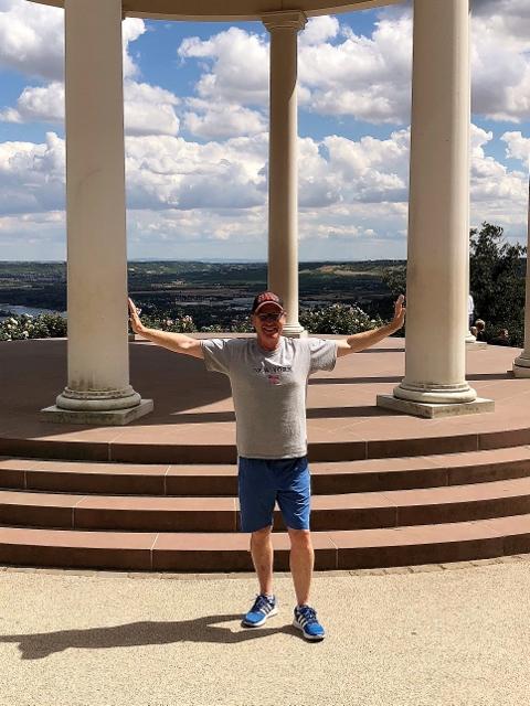 Alan at the top...