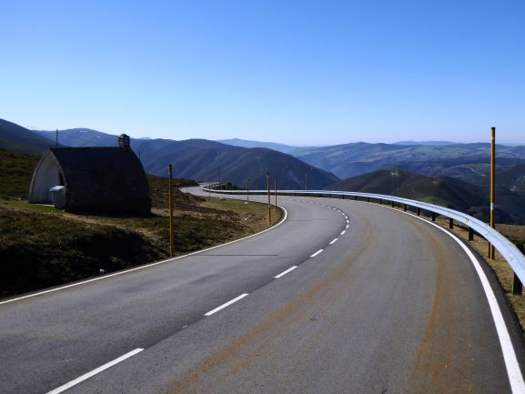 BRILLIANT roads !
