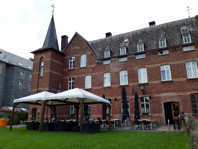 Our final hotel in Belgium