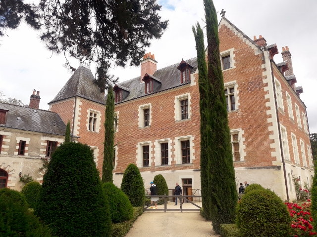 The Clos Luce at Amboise