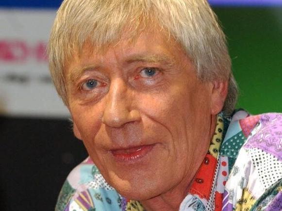 or Geoffrey Hayes ?
