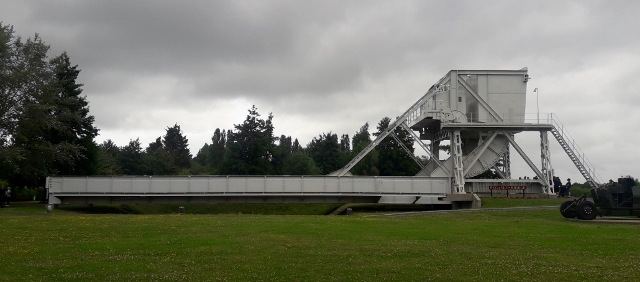 See the original Pegasus Bridge