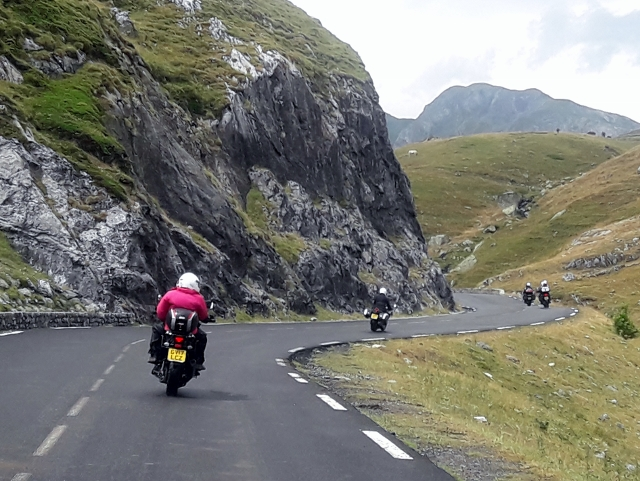 Into the Pyrenees
